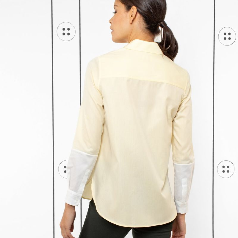 The-Hand-Dipped-Shirt-Pale-Moon-Yellow-Cloud-White--3-